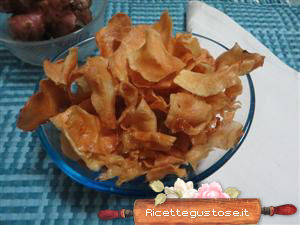Chips di topinambour
