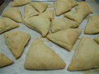 Triangoli Di Pasta Brisee Con Philadelphia E Wurstel Ricette