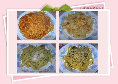 Primi piatti veloci ricette primi piatti veloci ricette for Ricette primi veloci