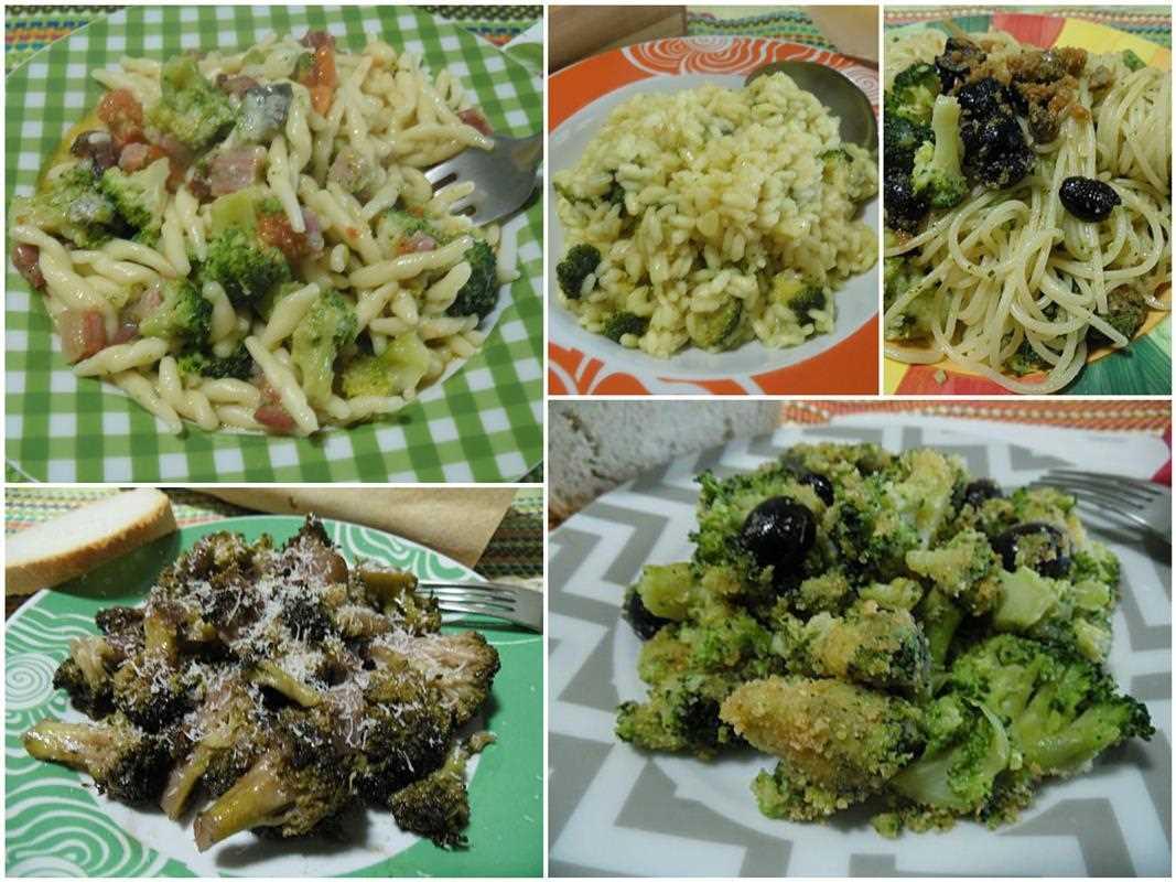 Ricette gustose con broccoli ricette broccoli ricette for Cucinare broccoli