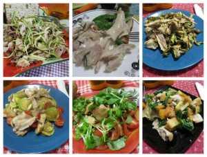 Ricette coniglio freddo gustoso e sfizioso in insalata for Cucinare zucchine trombetta
