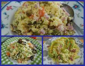 couscous di mais