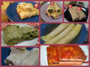 ricette crepes - crespele salate