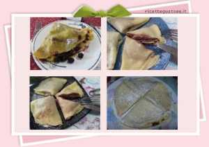 crepes crespelle dolci ricette gustose