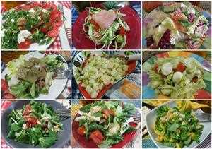 ricette insalate