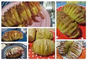 ricette patate hasselback