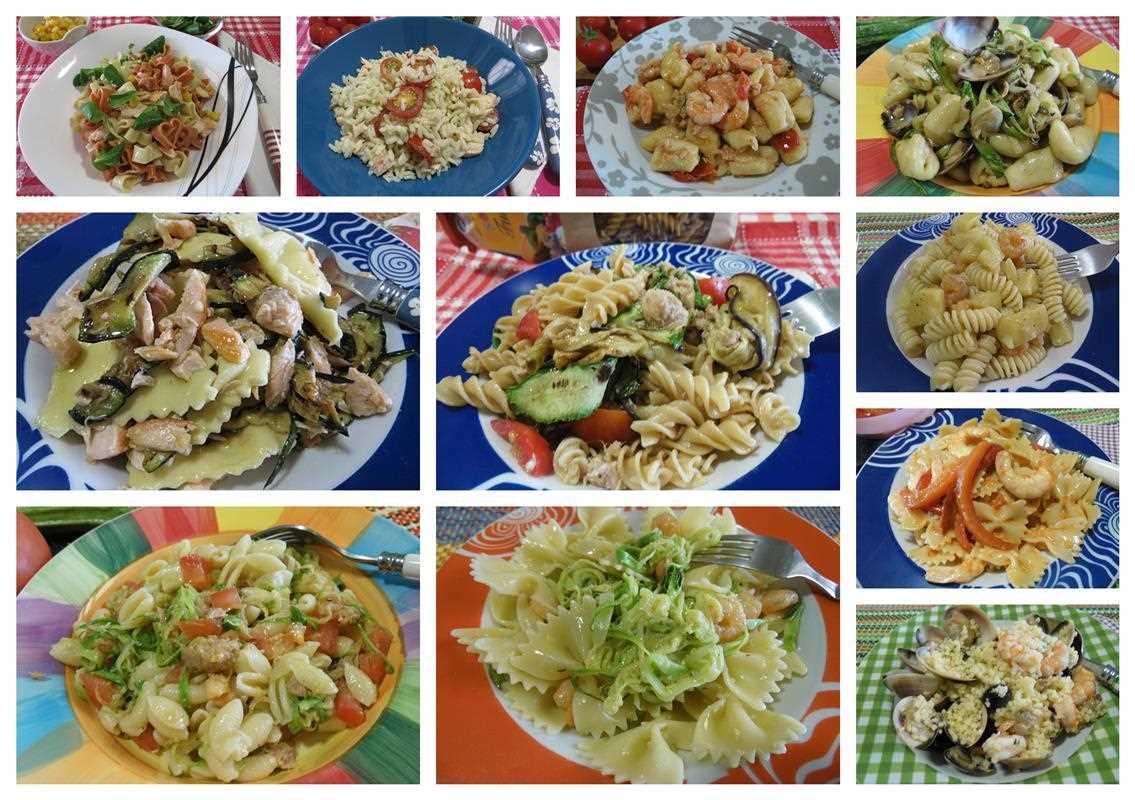 Ricette primi piatti freddi di pesce for Primi piatti freddi