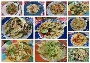 Ricette di primi piatti freddi ricette italiane popolari for Primi piatti freddi