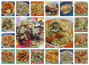 Ricette primi piatti di pesce con mazzancolle cozze for Primi piatti di pesce ricette