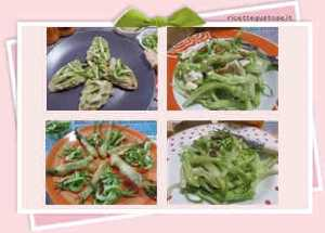 puntarelle ricette gustose