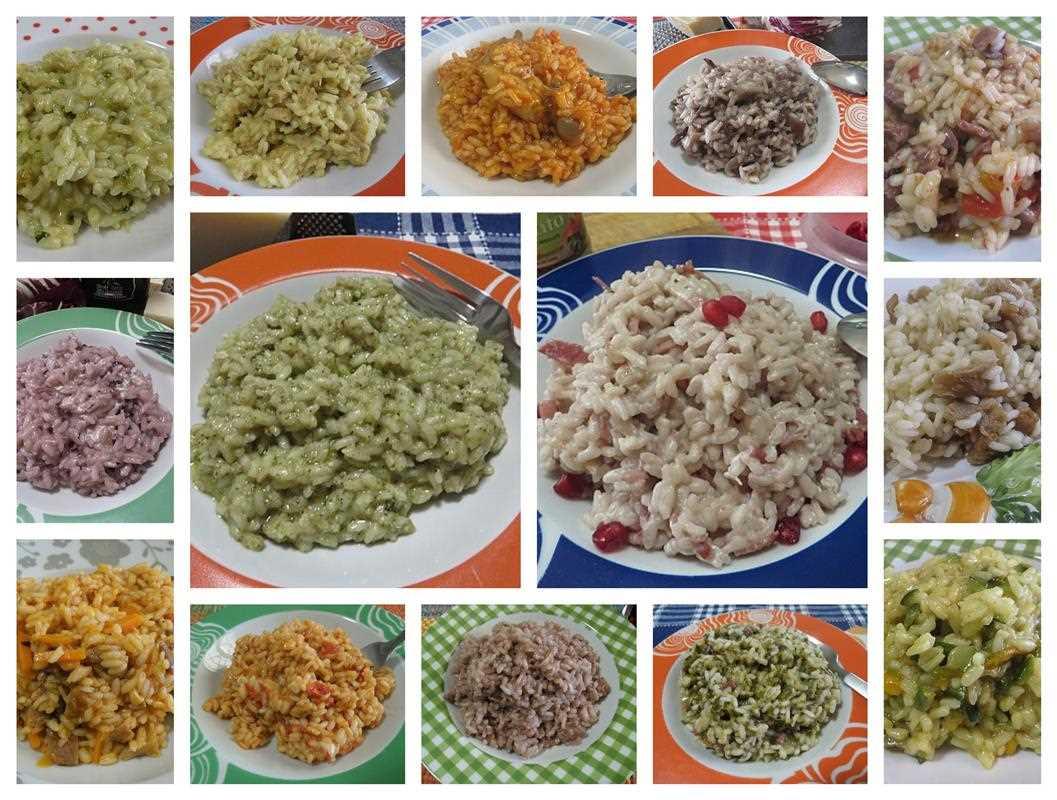 Ricette risotti gustosi facili e veloci for Ricette risotti veloci