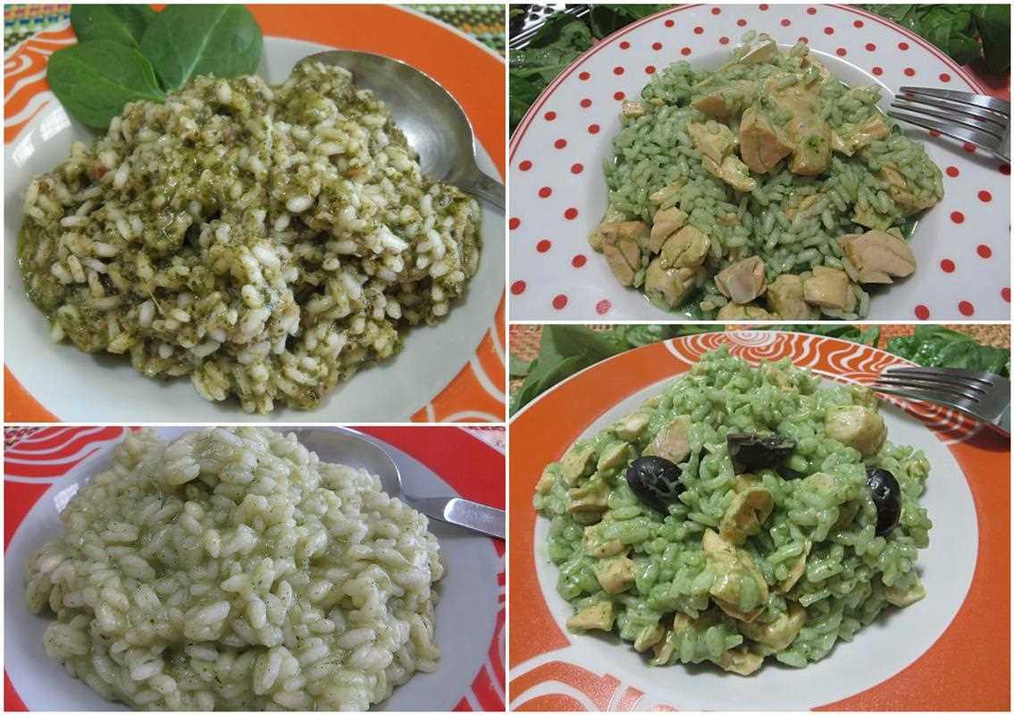 Ricette risotti con gli spinaci for Ricette risotti