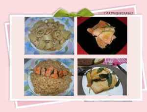 salmone ricette gustose