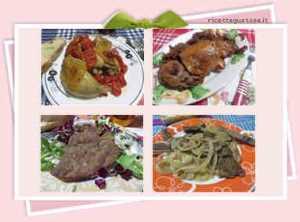 Ricette di cucina secondi piatti gustosi con faraona for Ricette di cucina secondi piatti