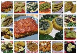 Ricette verdure indice tipi di verdure for Cucinare zucchine trombetta