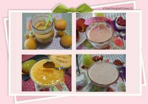 ricette smoothie