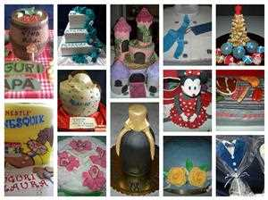 Torte decorate dolci decorati decorare dolci - Torte salate decorate ...