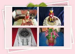 Torte decorate torte decorate pasta di zucchero facili - Torte salate decorate ...