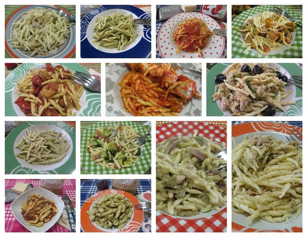 Raccolta di ricette per cucinare e fare trofie gustose - Ricette per cucinare ...