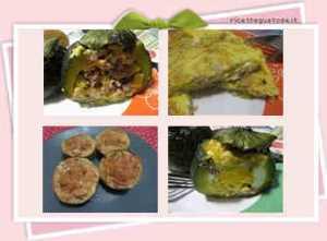 Ricette zucchine tonde zucchine ripiene e altre idee sfiziose for Cucinare zucchine tonde