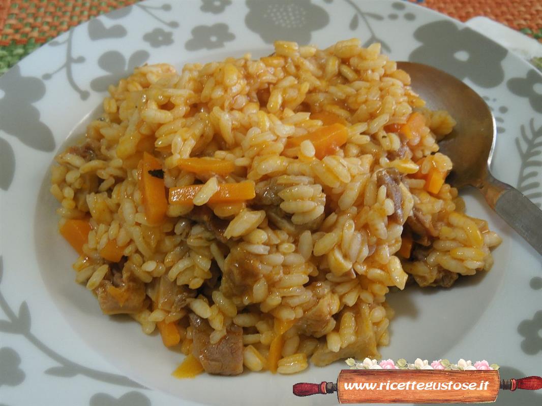 Ricetta risotto al lampredotto ricette risotti sfiziosi for Ricette risotti veloci