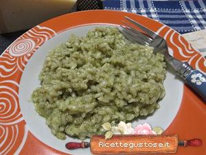 Risotto all 39 ortica ricetta risotto for Cucinare ortica
