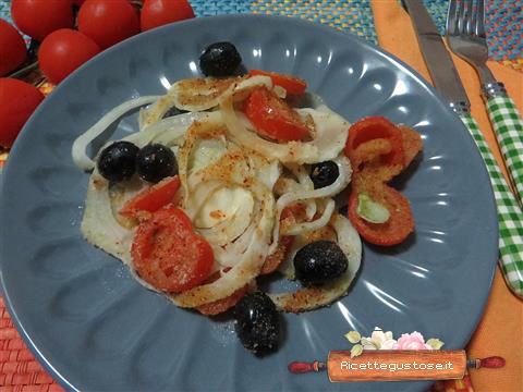 Ricetta finocchi gratinati al microonde ricette sfiziose for Microonde ricette