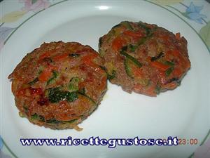 Hamburger alle verdure ricetta hamburger con le verdure - Cosa cucinare oggi a pranzo ...
