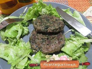 Hamburger ortica e salsiccia ricetta hamburger for Cucinare ortica