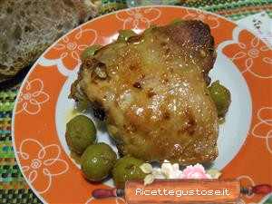 pollo gustoso