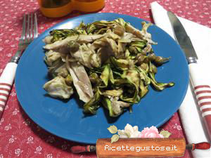 Ricette coniglio freddo gustoso e sfizioso for Cucinare zucchine trombetta