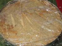 Ricetta zuccotto alle pere con cioccolato e nocciole for Decorazione zuccotto