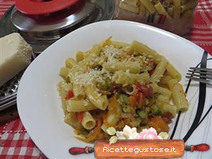 pasta alle verdure magic cooker