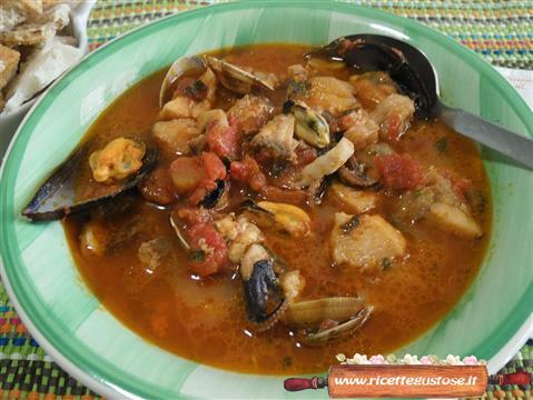 Zuppa Di Pesce Senza Spine Ricetta Zuppa Con Pesce Senza Spine